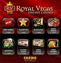 Royal Vegas Android App gamerhint.com